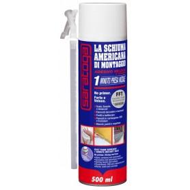Schiuma americana incollante - ml. 500 - SARATOGA poliuretanica