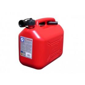 Tanica carburante - lt.  5 - plastica