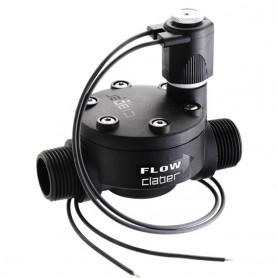 """Elettrovalvola          claber - 90815 - 24v-1""""m.  a filo"""