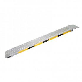 Rampe  carico leggere a coppia - h.35 l 2500 mm. - fissa