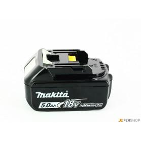 Batteria 18v-5h bl1850b makita - 632f15-1 -
