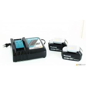 Kit energy batterie e caricaba - 197624-2 - 2 batterie