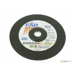 Disco sait far-dt - 180x3.2 - metal