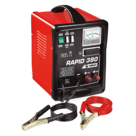 Caricabatteria helvi - rapid 380 - 12/24v 230v