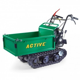 Motocarriola active - 1310 - cassone estensibile