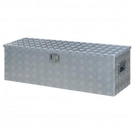Baule alluminio mandorlato - sx2707a -