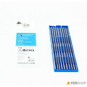 Elettrodo tungsteno toriato - 2.4-l.175 - grigio