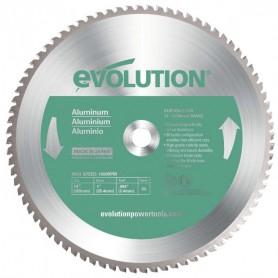 Disco evo alluminio - d.230-z.80