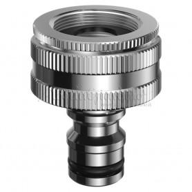 """Presa rubinetto claber - 9603 ottone - 1""""-3/4 20-27mm metal-jet"""