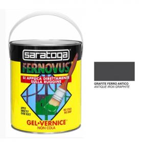 Fernovus - lt. 2.5 - grafite ferro antico