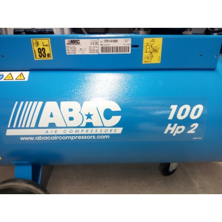 compressore aria 100 litri air max