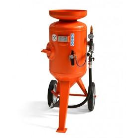 Sabbiatrice cb 115 litri - comando distanza - con corredo