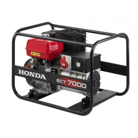 Generatore honda - ect 7000 it - con optional