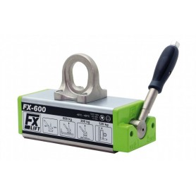 Sollevatore magnetico vega fx - kg. 600