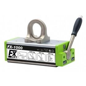 Sollevatore magnetico vega fx - kg.1000