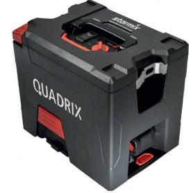 Aspirapolvere starmix quadrix - a batteria 18v