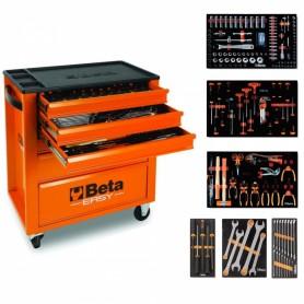 Cassettiera BETA con assortimento industria - 2400E/VO