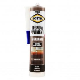 Sigillante legno        bostik - wenge' - ml.300 riempitivo