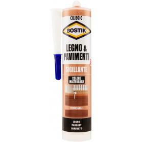 Sigillante legno        bostik - ciliegio - ml.300 riempitivo