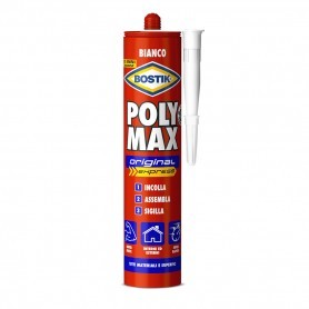 Bostik poly max express - gr.425 cartuccia - bianco