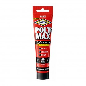 Bostik poly max high tack - gr.165 tubo - bianco