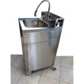 Lavello autonomo en hi-tech - hws 684 c/acqua