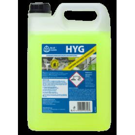 Detergente x idropulitrice - hyg - lt.5