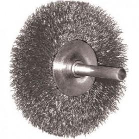 Spazzola inox - 1802g-70x10 - c/gambo