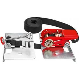 Strettoi per posa parquet - apertura 650 mm - per prefinito o laminato