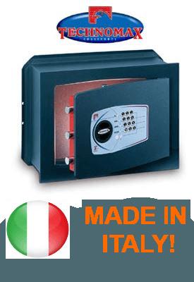 digital safe wand technomax italienische sicherheit. Black Bedroom Furniture Sets. Home Design Ideas