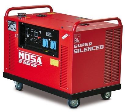 Generatori di emergenza mosa mai pi senza luce for Generatore honda usato