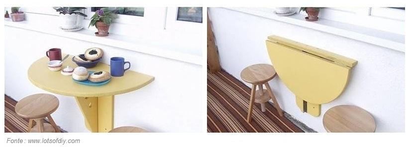 Trendy Table Pliante Fixe Au Mur With Table Pliante Fixe