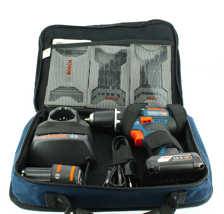 Destornillador GSR 12V-15 01 min