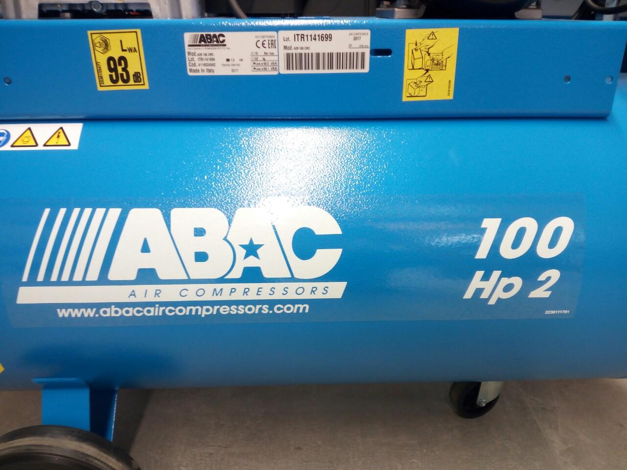 Abac 100 lt 2