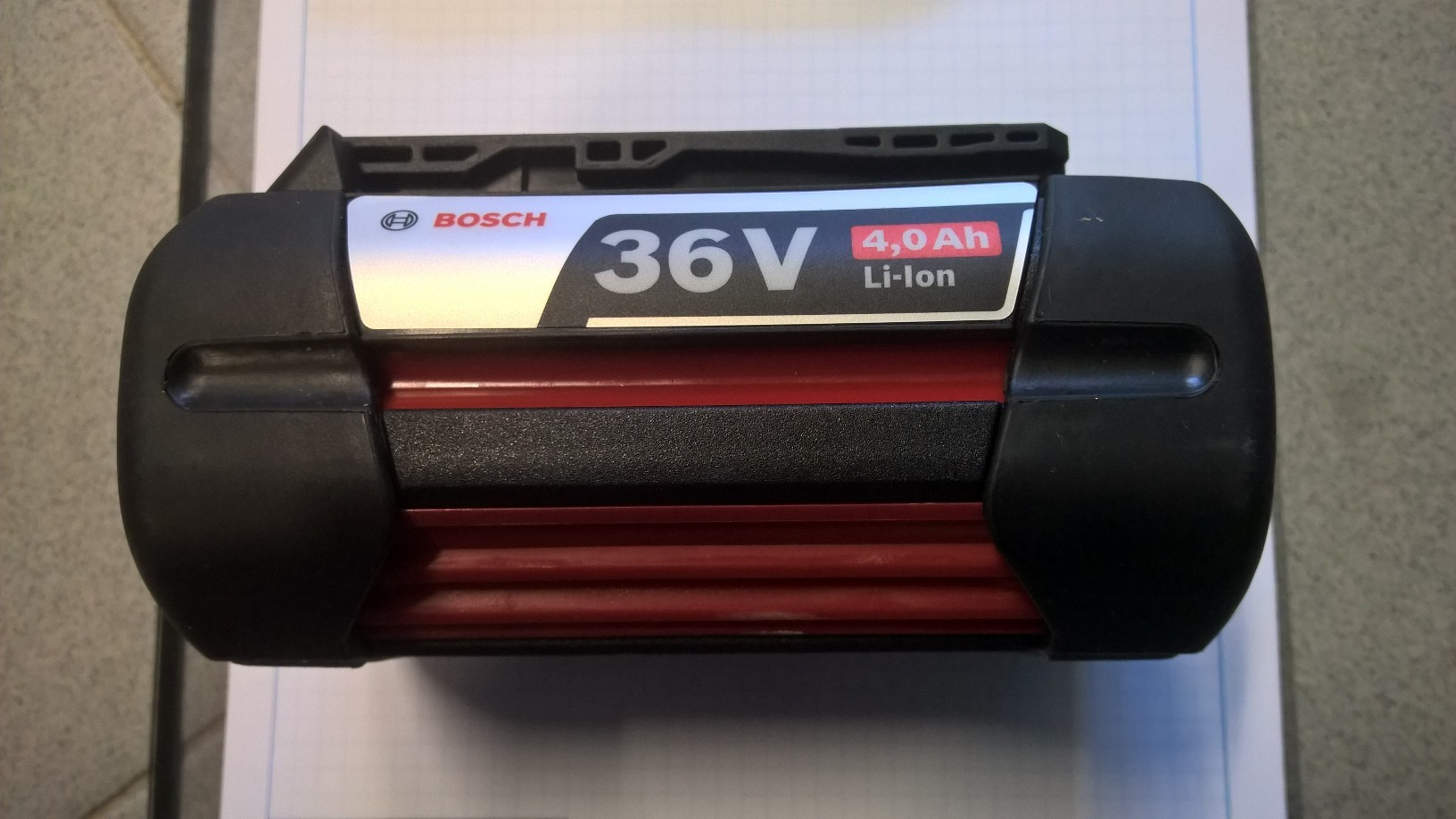 Battery Bosch 36volt - 4Ah