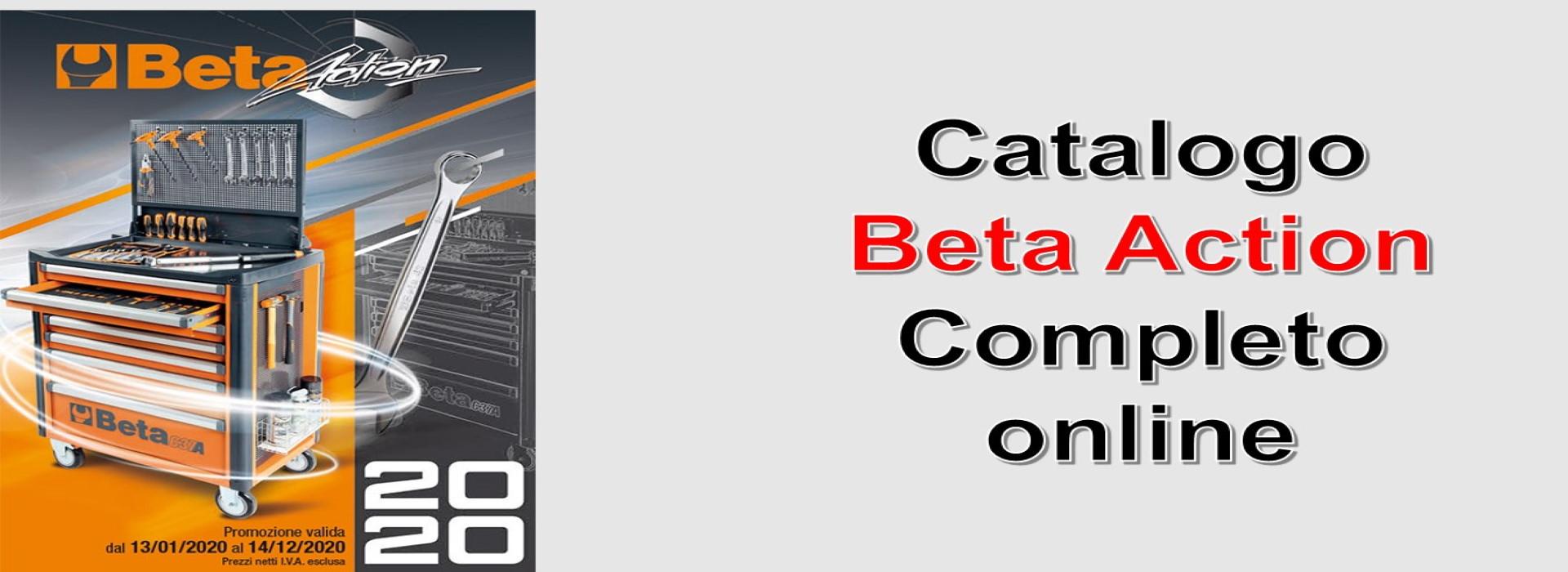CATALOGO COMPLETO Beta Action 2020
