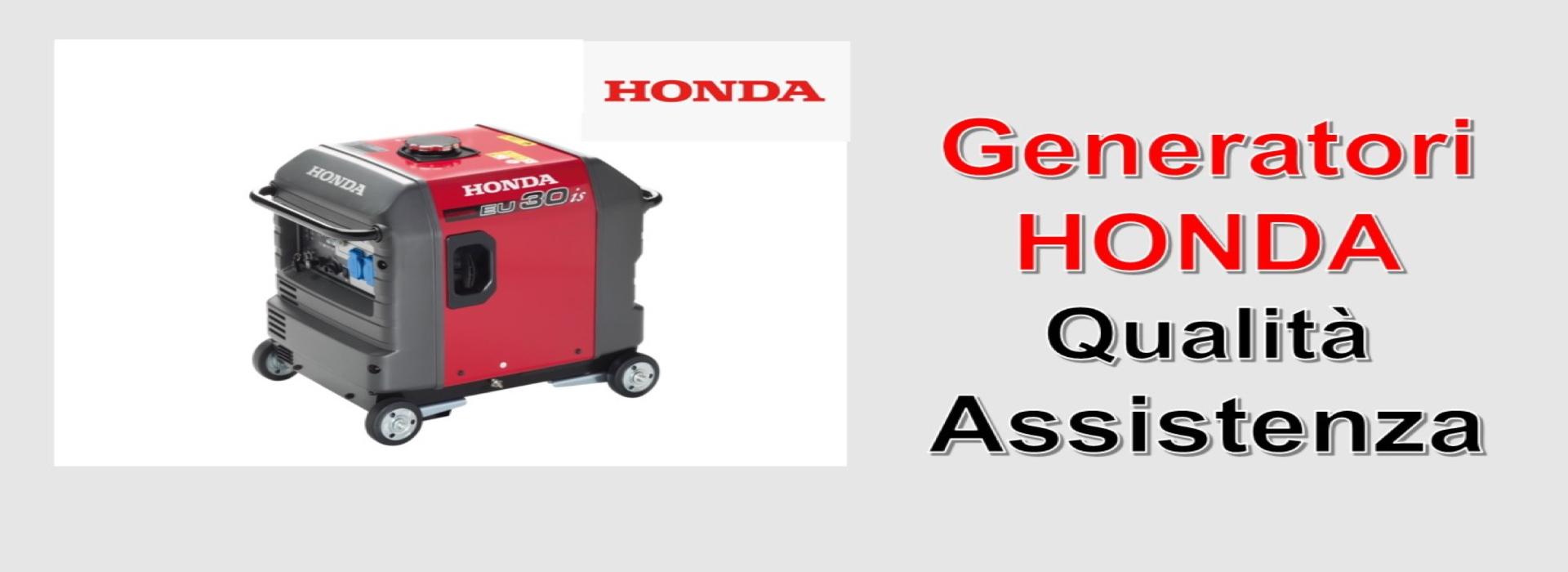 Generatori HONDA INVERTER Online